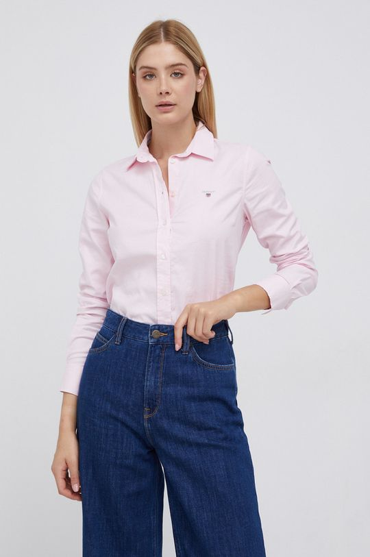 różowy Gant - Koszula Damski