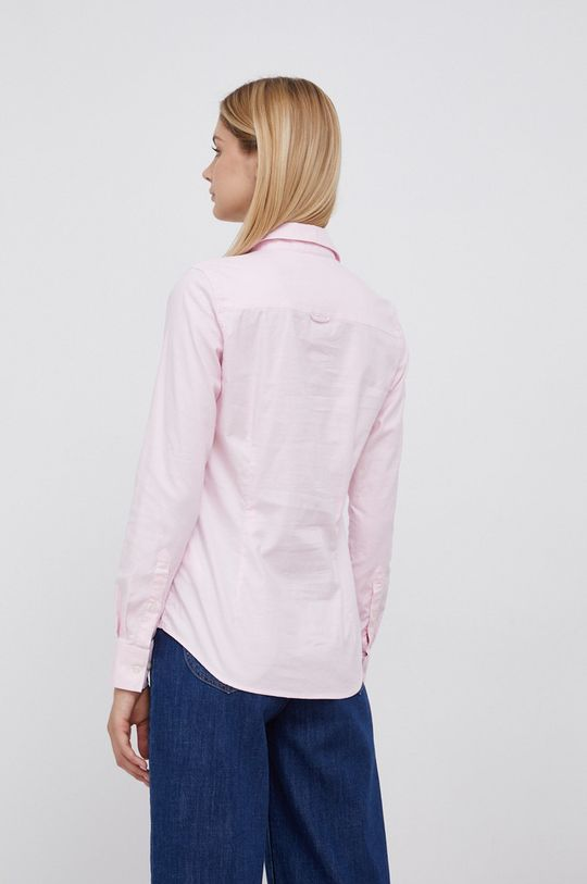różowy Gant - Koszula