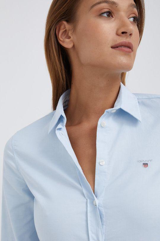 jasny niebieski Gant - Koszula Damski