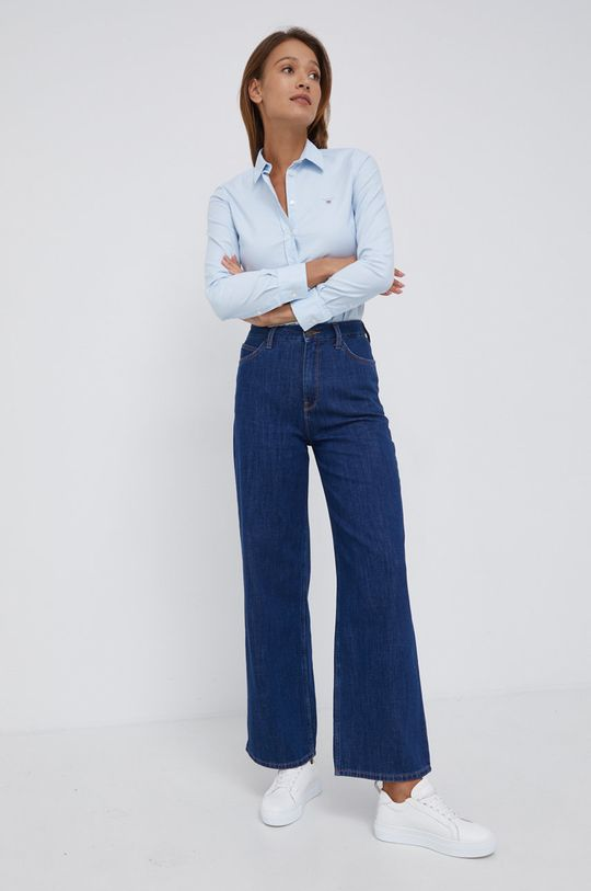 Gant - Koszula 97 % Bawełna, 3 % Elastan