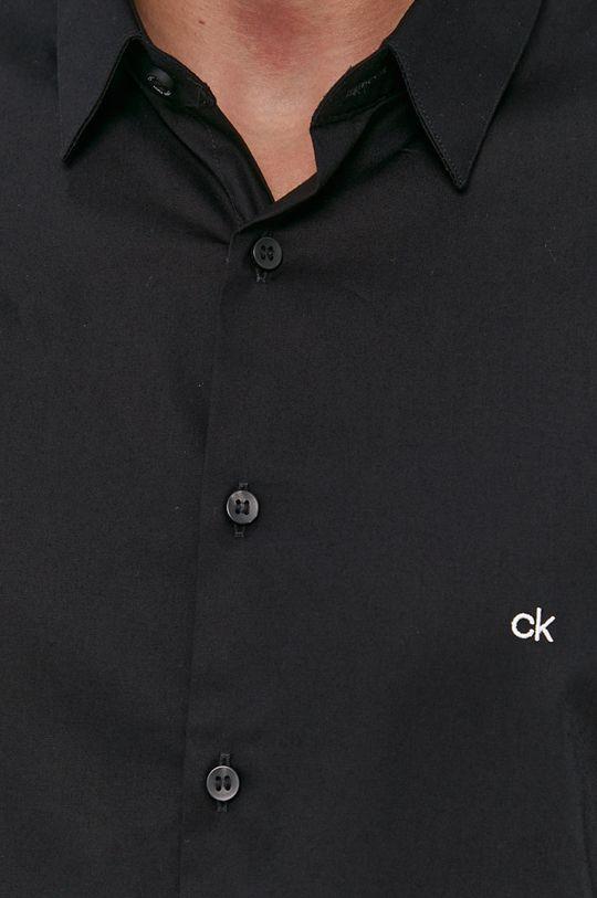Calvin Klein - Košile černá