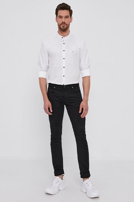 Calvin Klein - Košile K10K107343.4890  96% Bavlna, 4% Elastan