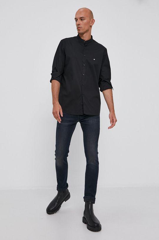 Calvin Klein - Koszula K10K107343.4890 96 % Bawełna, 4 % Elastan