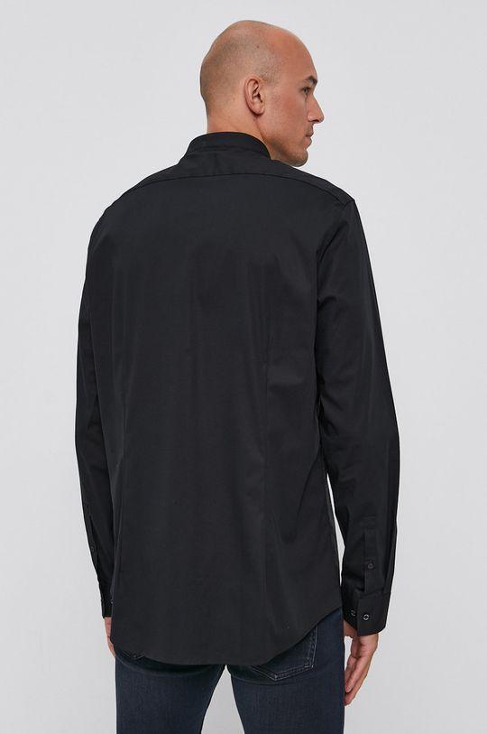 czarny Calvin Klein - Koszula K10K107343.4890