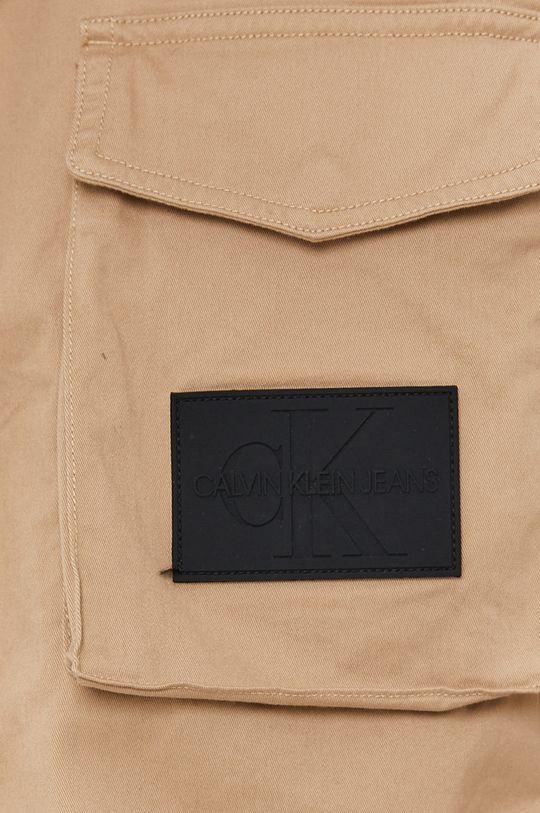 Calvin Klein Jeans - Koszula pszeniczny