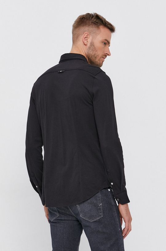 czarny Calvin Klein Jeans - Koszula bawełniana