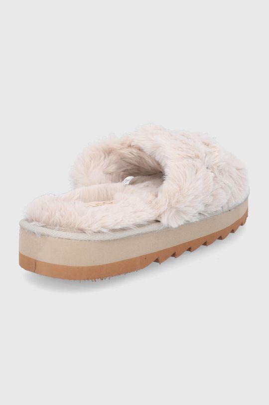 Aldo - Papuci de casa Onaretlan  Gamba: Material textil Interiorul: Material textil Talpa: Material sintetic
