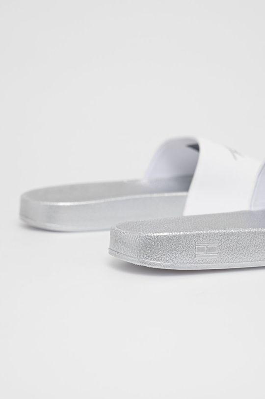 Tommy Hilfiger - Pantofle  Svršek: Umělá hmota Vnitřek: Umělá hmota, Textilní materiál Podrážka: Umělá hmota