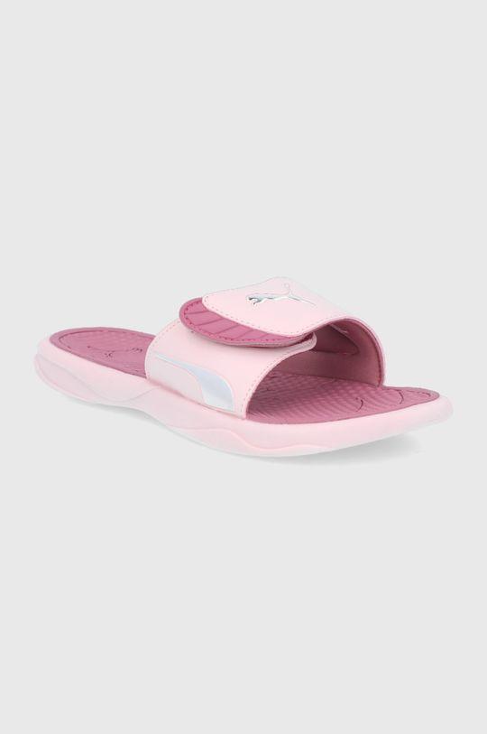 Puma - Klapki Royalcat Comfort Wns różowy