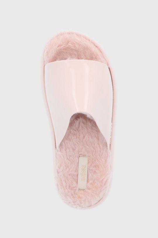 pastelově růžová Melissa - Pantofle