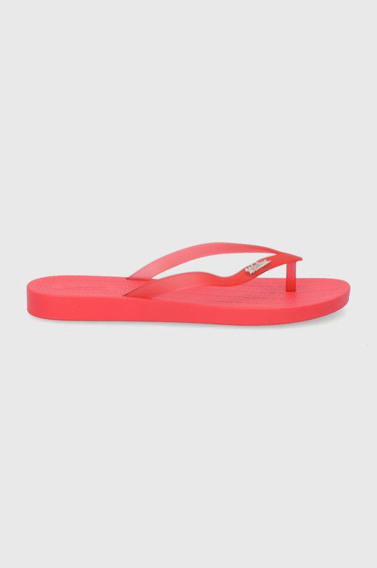 czerwony Melissa - Japonki Sun Flip Flop Damski