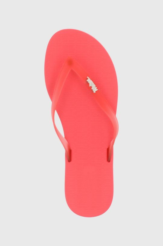 czerwony Melissa - Japonki Sun Flip Flop