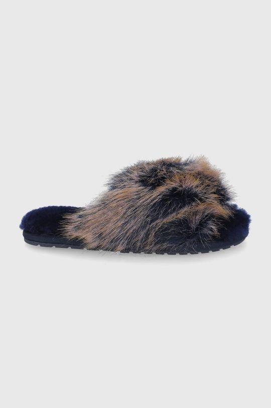 Emu Australia - Kapcie Mayberry Lava granatowy