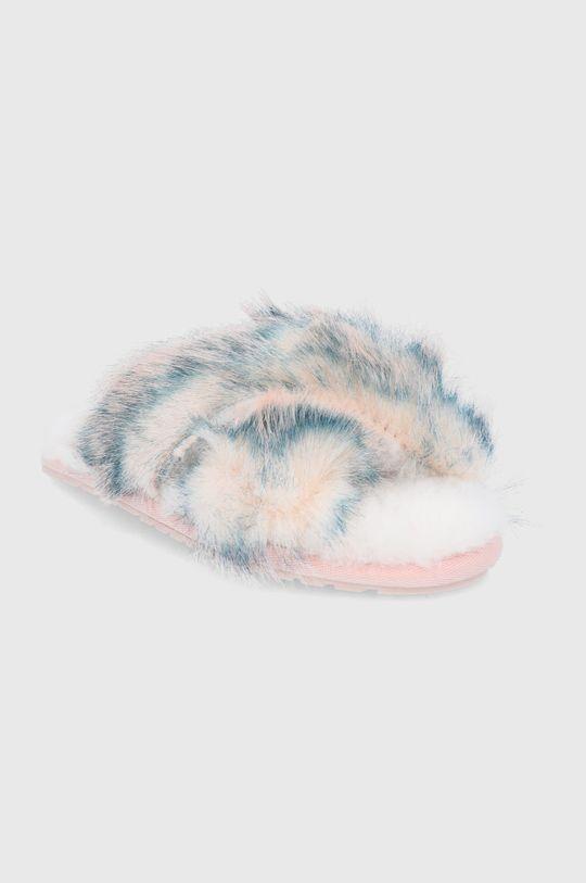 Emu Australia - Kapcie Mayberry Cholewka: Wełna, Wnętrze: Wełna, Podeszwa: Materiał syntetyczny