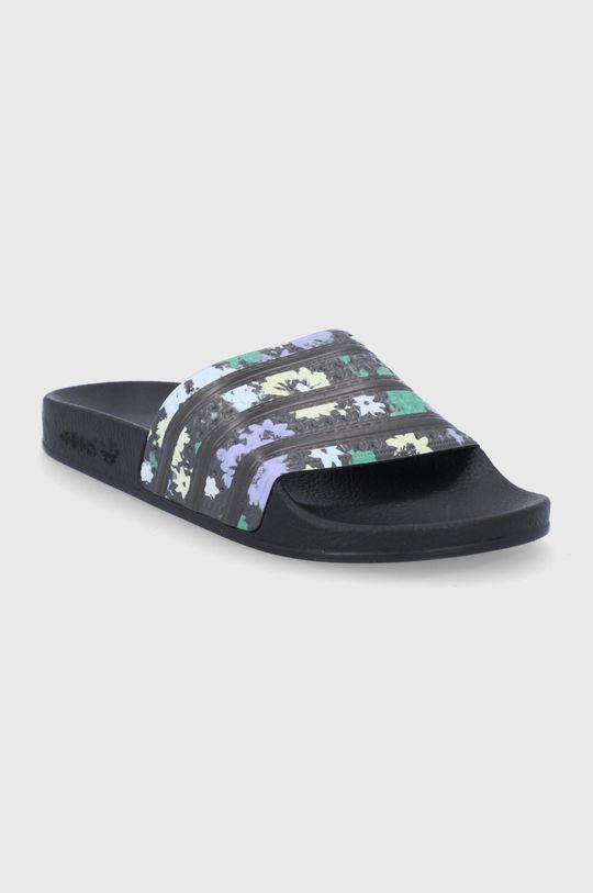adidas Originals - Šľapky Adilette čierna