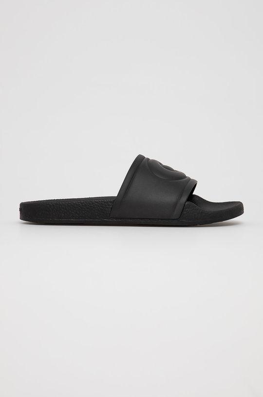 černá Coach - Pantofle Dámský