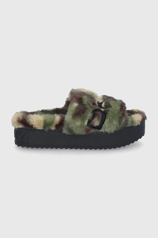 militarny Dkny - Klapki Damski