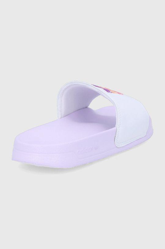 adidas Originals - Klapki Adilette Cholewka: Materiał syntetyczny, Wnętrze: Materiał syntetyczny, Materiał tekstylny, Podeszwa: Materiał syntetyczny