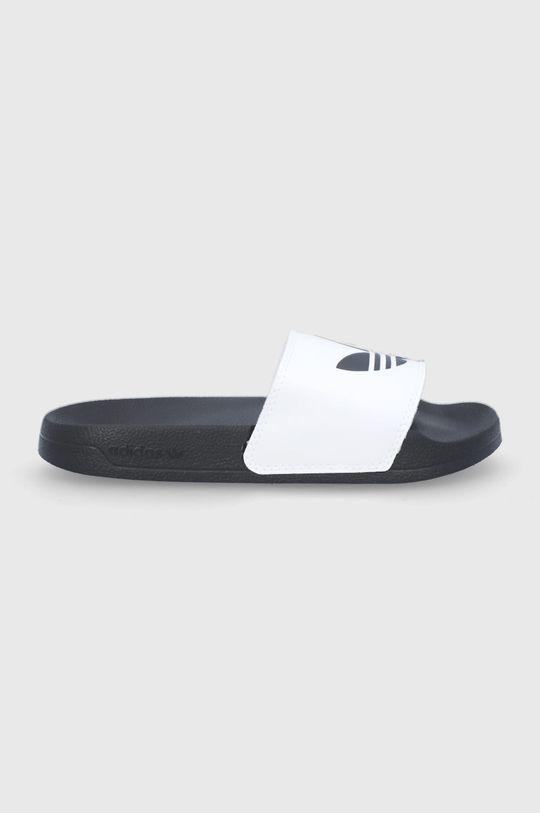 czarny adidas Originals - Klapki Adilette Lite Damski