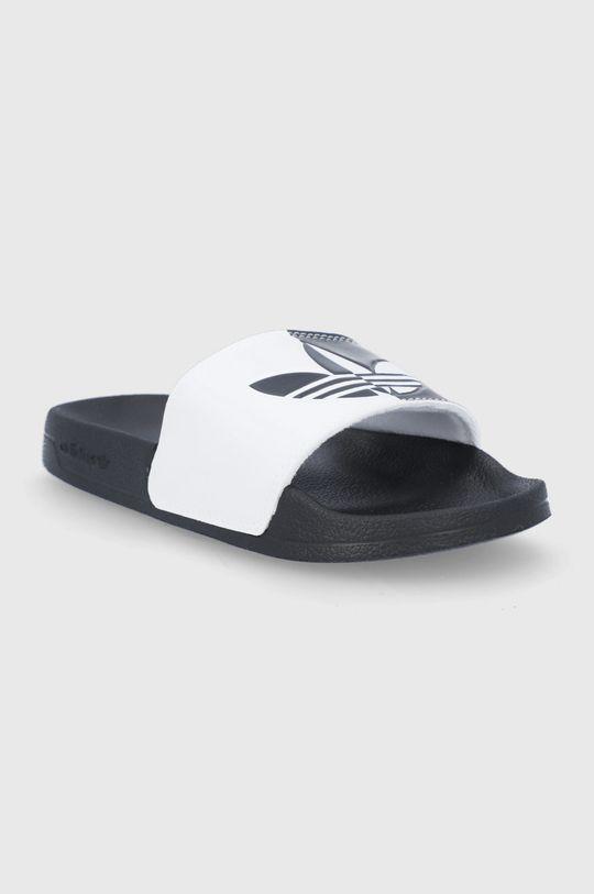 adidas Originals - Klapki Adilette Lite czarny