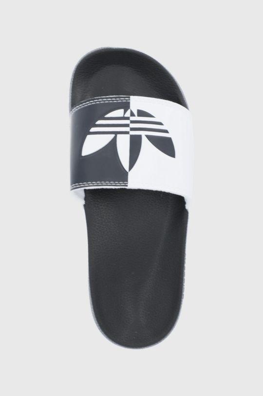 czarny adidas Originals - Klapki Adilette Lite