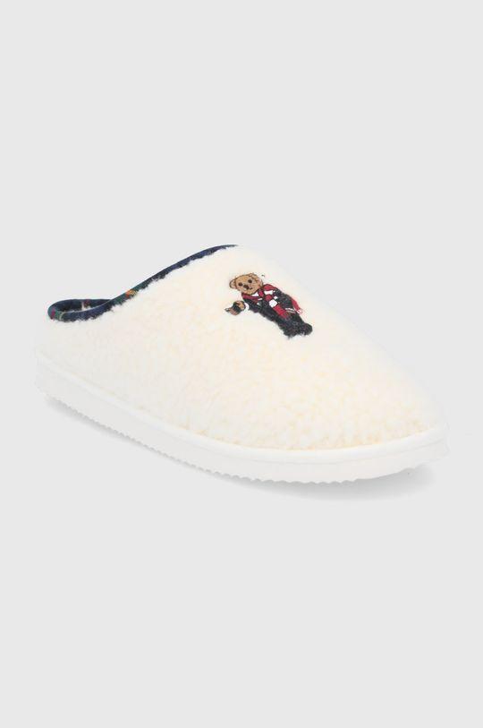 Polo Ralph Lauren - Παντόφλες κρεμ
