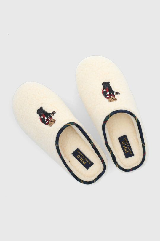 κρεμ Polo Ralph Lauren - Παντόφλες