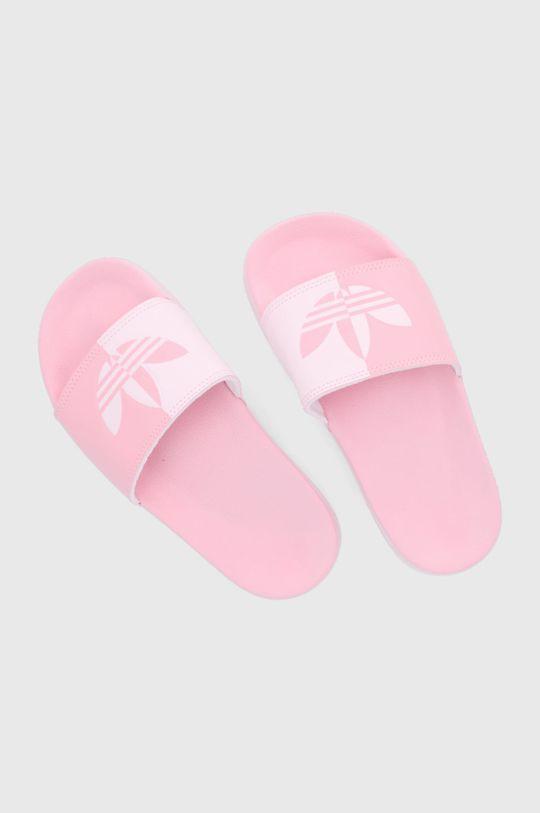 παστέλ ροζ adidas Originals - Παντόφλες Adilette Lite