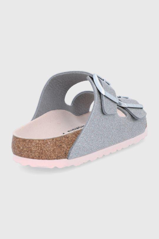 Birkenstock - Pantofle Arizona  Svršek: Umělá hmota Vnitřek: Textilní materiál, Přírodní kůže Podrážka: Umělá hmota