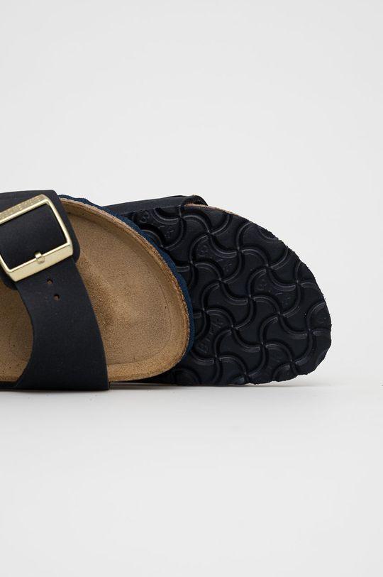 Birkenstock - Semišové pantofle Arizona  Svršek: Přírodní kůže Vnitřek: Přírodní kůže Podrážka: Umělá hmota