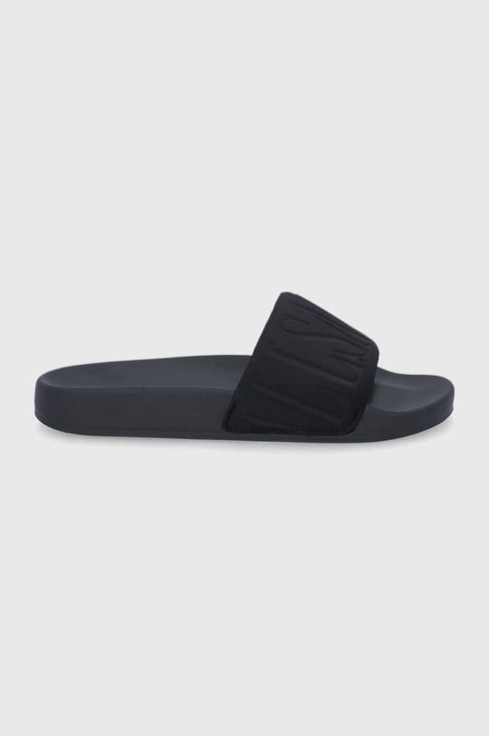 čierna AllSaints - Šľapky Dámsky