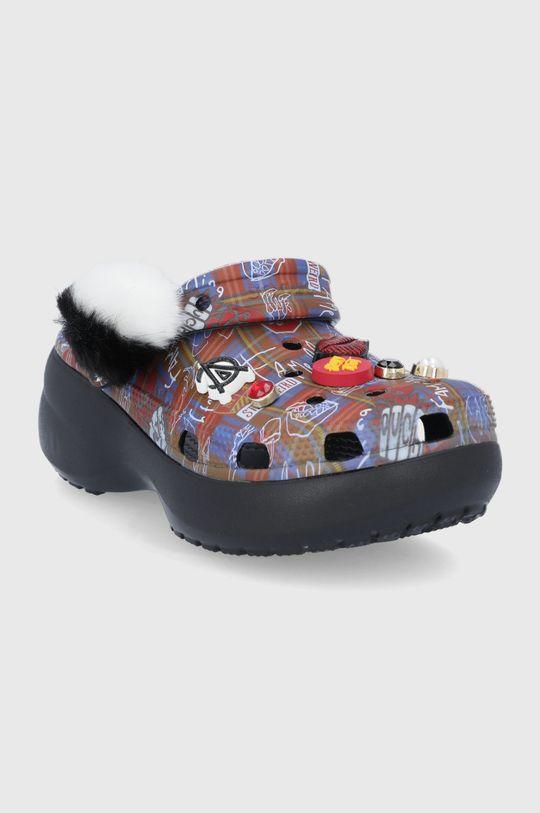 Crocs - Klapki X Cruella czarny