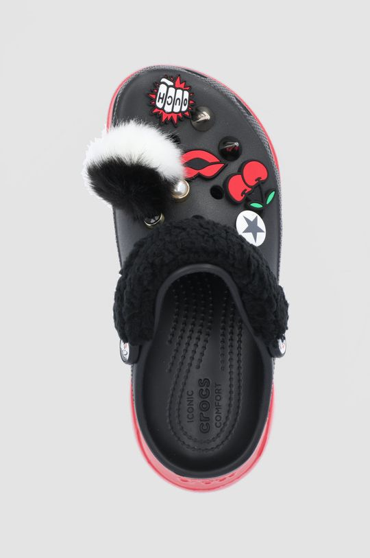 czarny Crocs - Klapki X Cruella