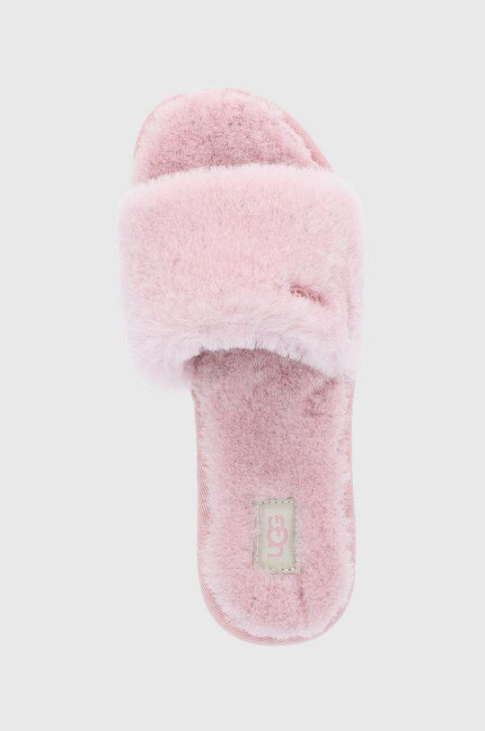 różowy UGG - Kapcie wełniane Cozette