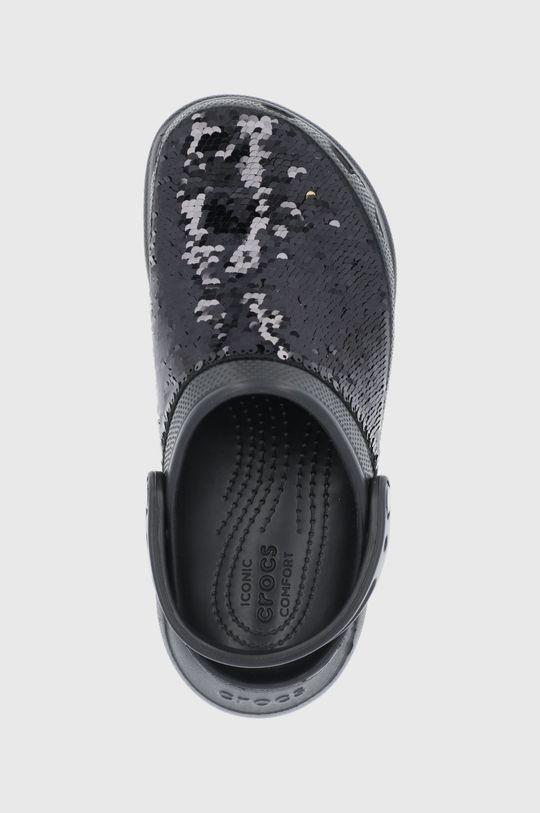 czarny Crocs - Klapki