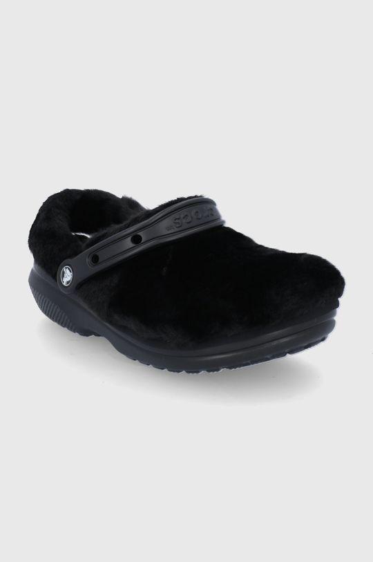 Crocs - Kapcie czarny