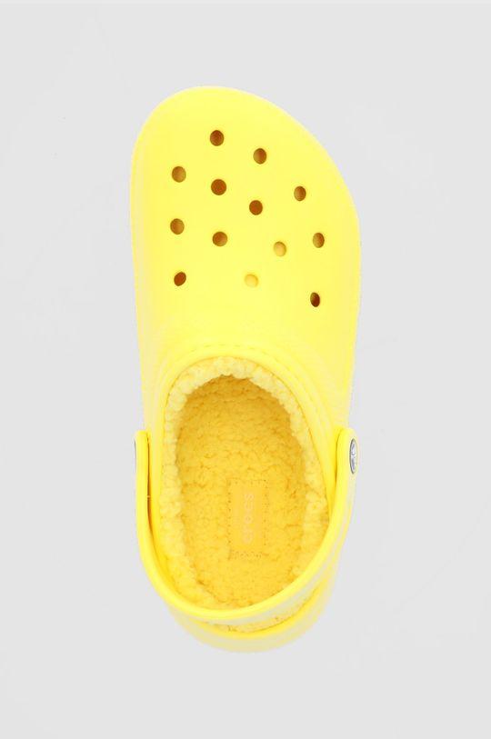żółty Crocs - Kapcie