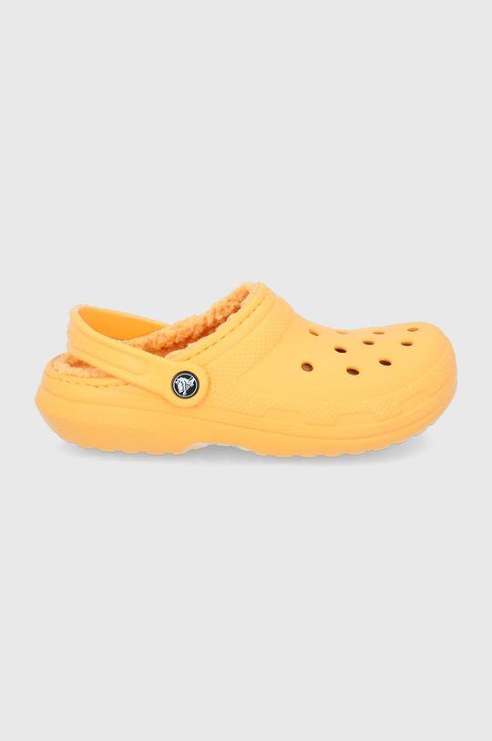 pomarańczowy Crocs - Kapcie Damski