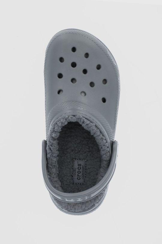 szary Crocs - Kapcie