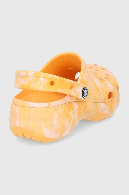 Crocs - Klapki Cholewka: Materiał syntetyczny, Wnętrze: Materiał syntetyczny, Podeszwa: Materiał syntetyczny
