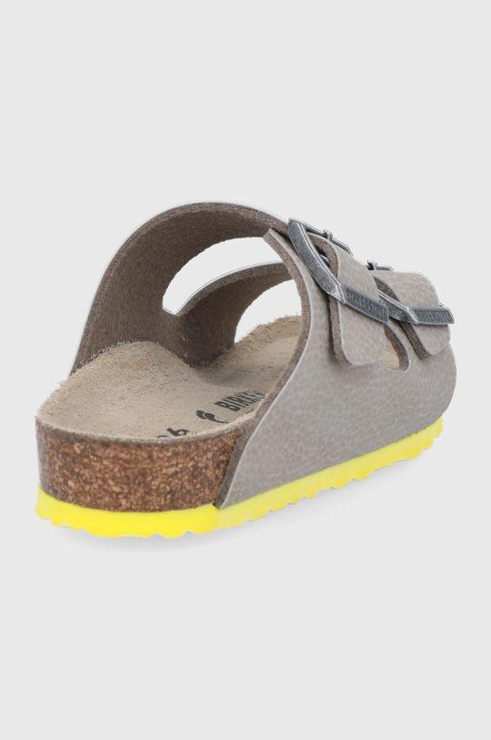 Birkenstock - Dětské pantofle Arizona  Svršek: Umělá hmota Vnitřek: Textilní materiál, Přírodní kůže Podrážka: Umělá hmota