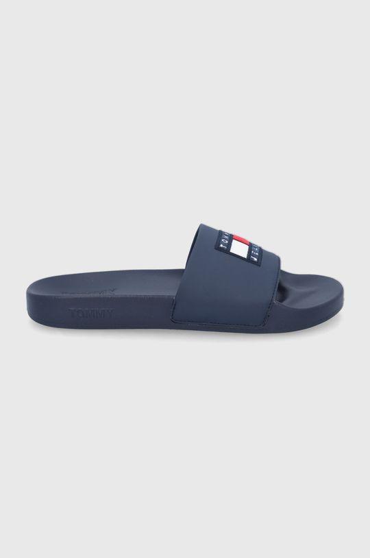 námořnická modř Tommy Jeans - Pantofle Pánský
