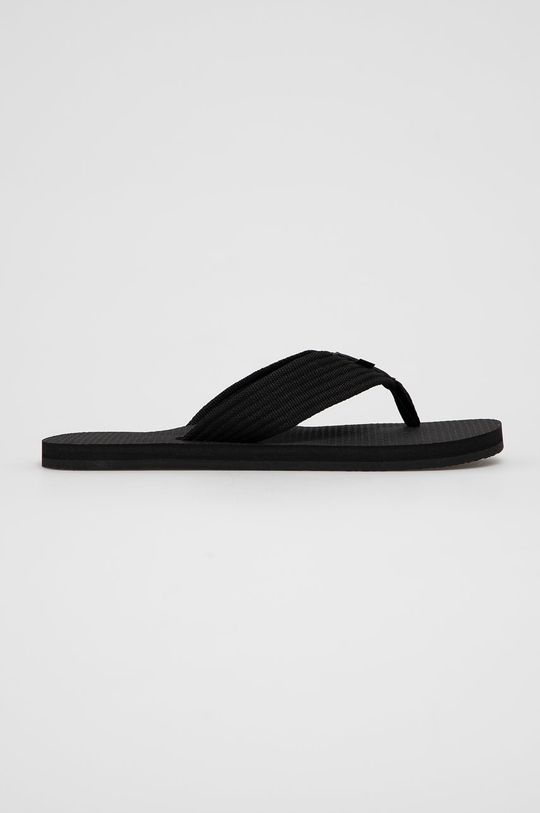 čierna Calvin Klein Jeans - Žabky Pánsky