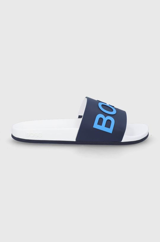 červená Boss - Pantofle Pánský