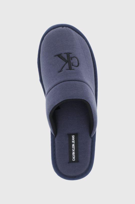 granatowy Calvin Klein Jeans - Kapcie