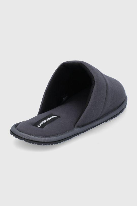 Calvin Klein Jeans - Kapcie Cholewka: Materiał tekstylny, Wnętrze: Materiał tekstylny, Podeszwa: Materiał syntetyczny