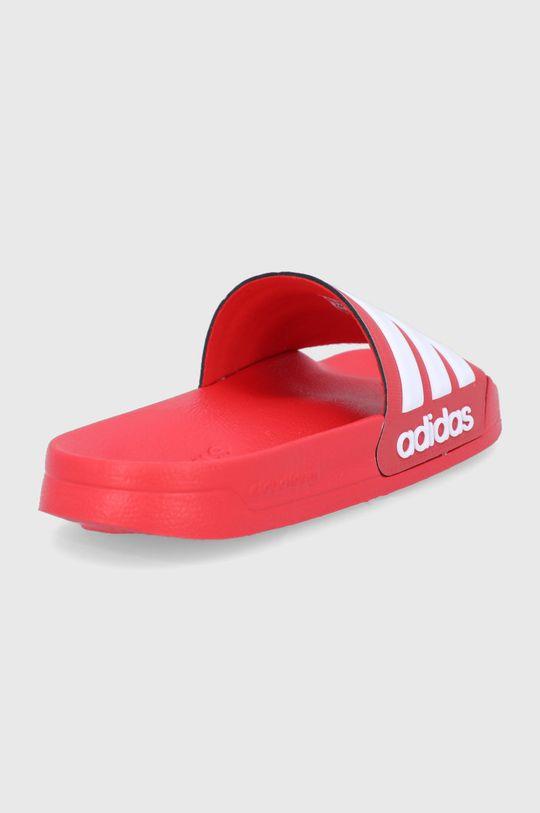 adidas - Klapki Adilette Materiał syntetyczny