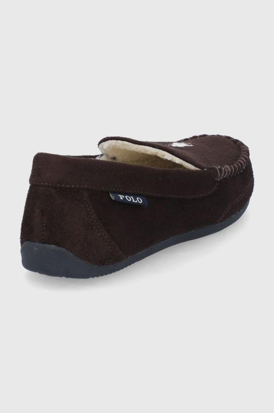 Polo Ralph Lauren - Papuci de casa  Gamba: Material textil Interiorul: Material textil Talpa: Material sintetic