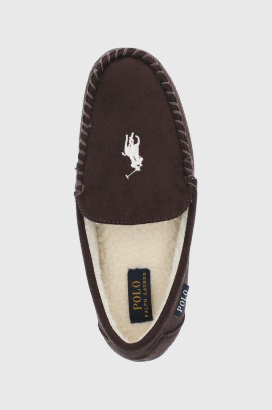 maro inchis Polo Ralph Lauren - Papuci de casa