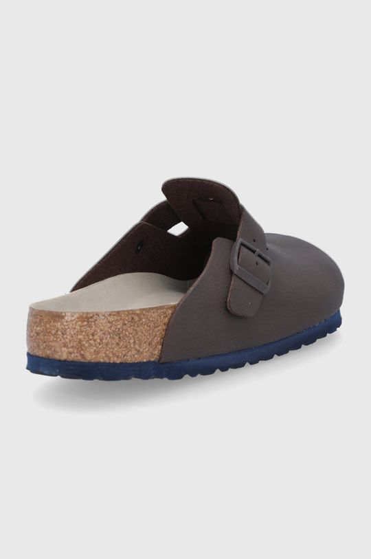 Birkenstock - Pantofle Boston  Svršek: Umělá hmota Vnitřek: Textilní materiál, Přírodní kůže Podrážka: Umělá hmota